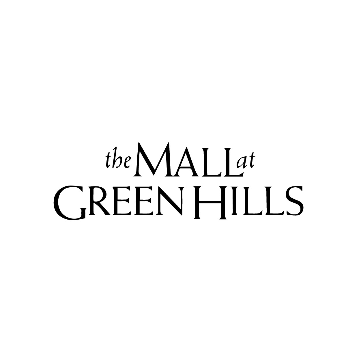 The Mall at Green Hills Logo